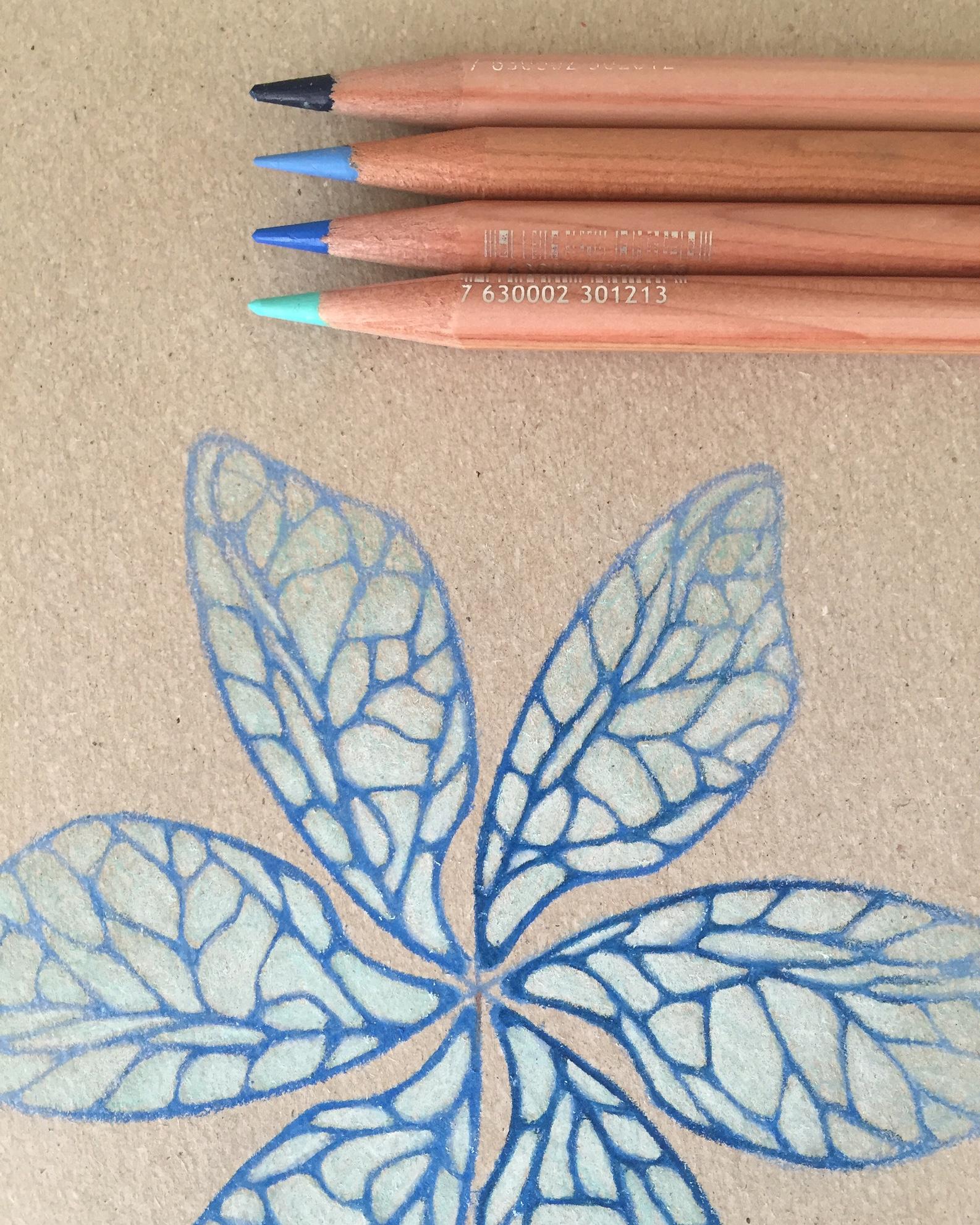 image Mandala mandala's drawing drawings tekening tekeningen art pencil potlood pencildrawing potloodtekening paper papier caranD'ache wings vleugels wing vleugel
