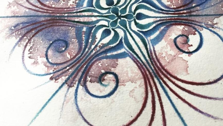 Potlood potloden grafiet schets schetsen teken tekenen tekening arceer arceren contrast negatief positief zwart wit papier